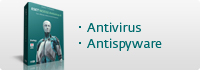 ESET antivirus Nod32 et Smart Security